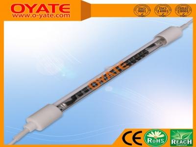 半镀白反射碳纤维加热管(中波)