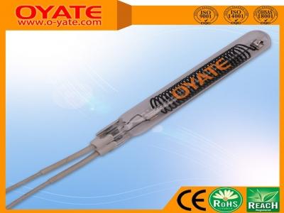 单头接线透明碳纤维加热管(中波)