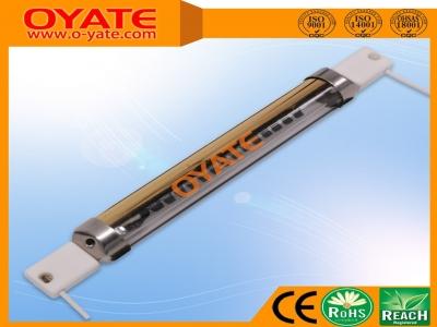 半镀金反射套管碳纤维加热管(中波)