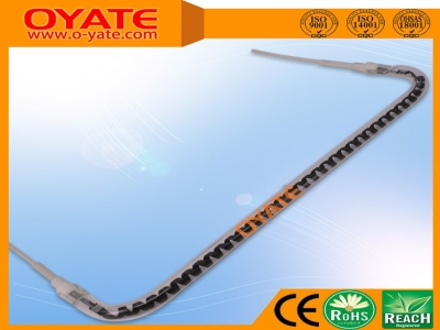 框形透明碳纤维加热管(中波)