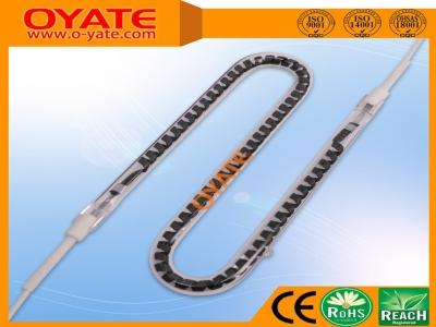 S形透明碳纤维加热管(中波)