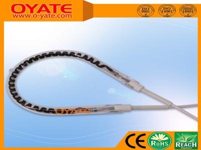 梨形透明碳纤维加热管(中波)